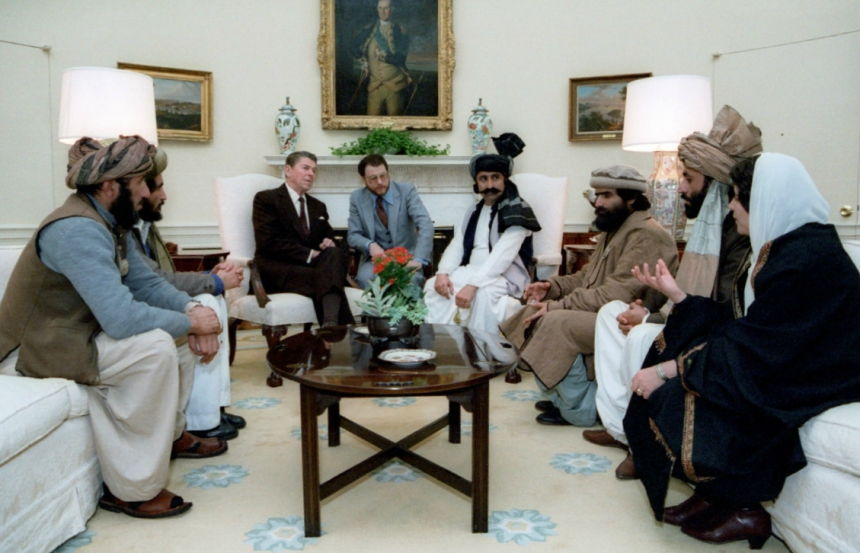Mujahedin-Reagan