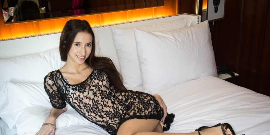 Belle Knox Photo Shoot