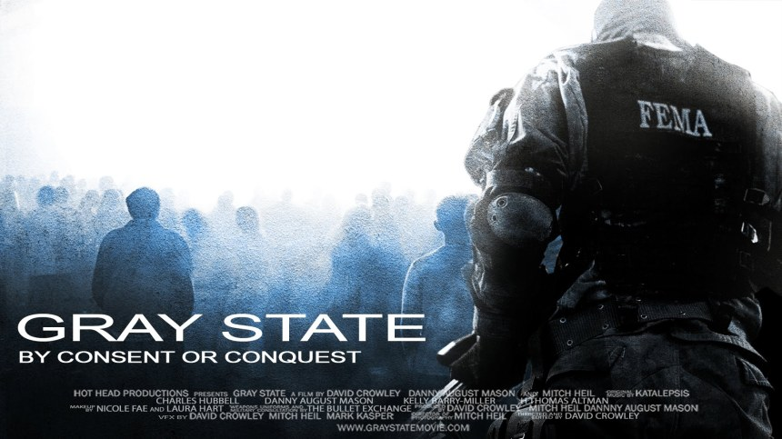 Gray State is a dystopian film project centered around current trends in American government