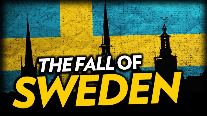 There is little doubt Sweden is the rape capital of Europe, but it's illegal to say who is doing the raping