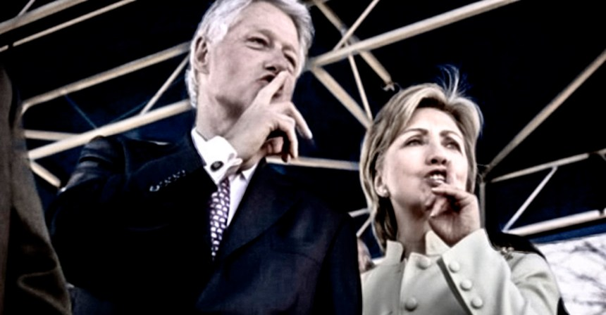 Image result for Clintons shhh!