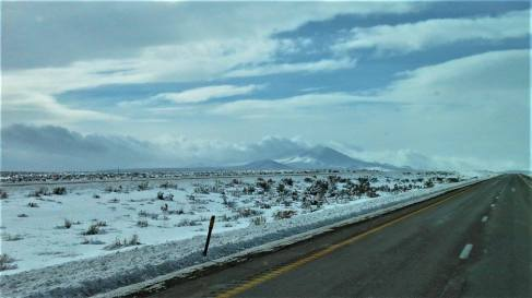 """Nevada means """"snowy"""" in Spanish"""