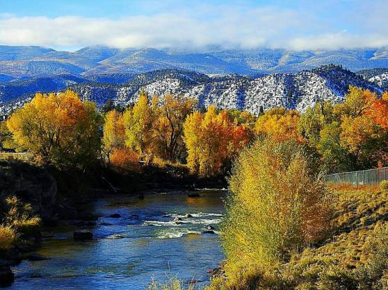 Colorado in autumn