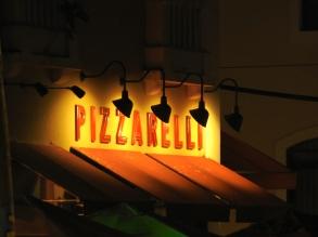 Pizzas are pretty good in SD