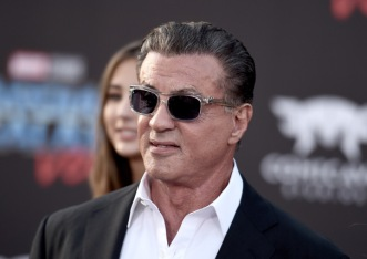 Mandatory Credit: Photo by Richard Shotwell/REX/Shutterstock (8618784eh) Sylvester Stallone 'Guardians of the Galaxy Vol. 2' film premiere, Arrivals, Los Angeles, USA - 19 Apr 2017