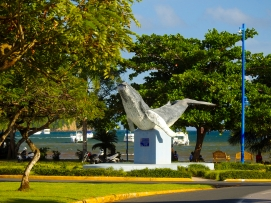 Samana is known for excellent whale watching tours