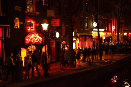 A visit to the Red Light District